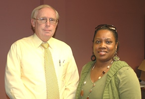 Larry Livingston - Budget Manager, Tawana Mann - Bookkeeper