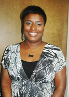 Administrative Assistant Tonja Stocking-Hines