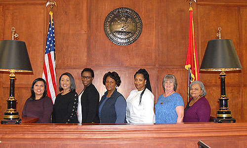 Circuit Court – Haywood County Brownsville